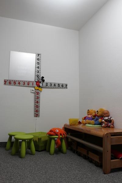 teste ortóptico em crianças Ismaning
