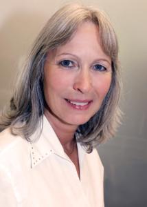 Annette Linke, Mitarbeiterin der Augenarztpraxis Ismaning