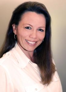 Susanne Daniel, Mitarbeiterin der Augenarztpraxis Ismaning