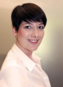 Kerstin Krause, Mitarbeiterin der Augenarztpraxis Ismaning