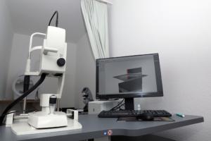 Optische Kohärenztomographie OCT